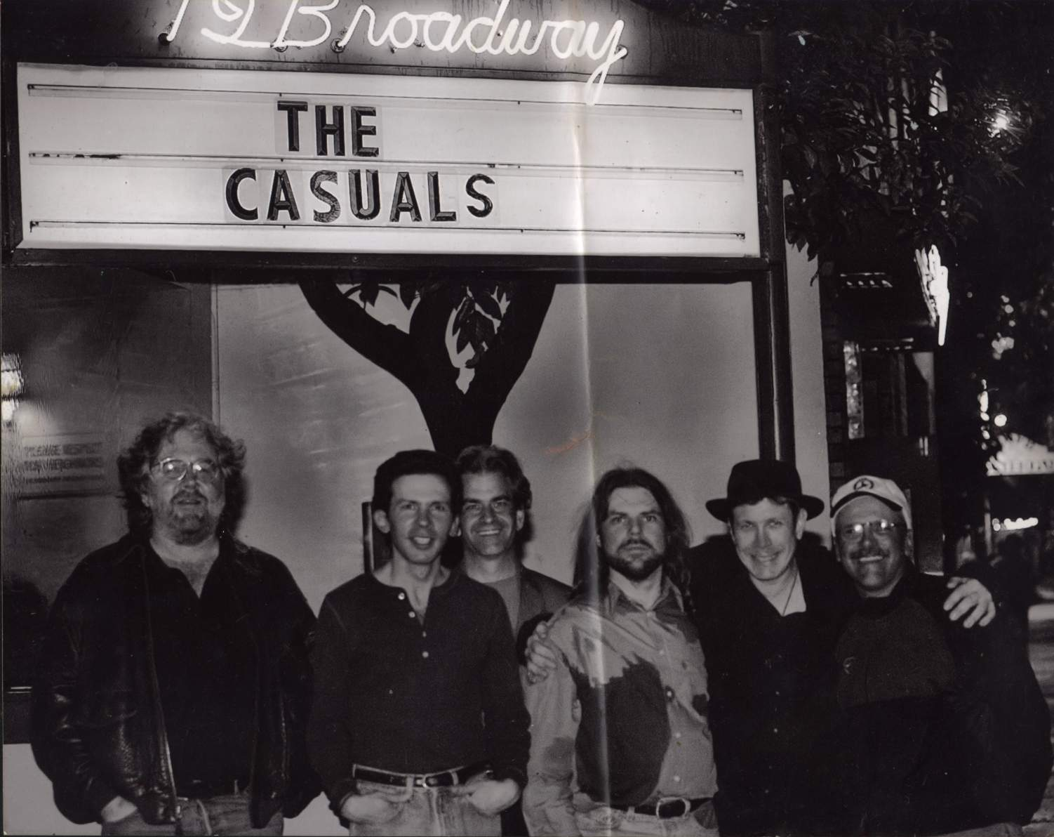 The Casuals at 19 Broadway
